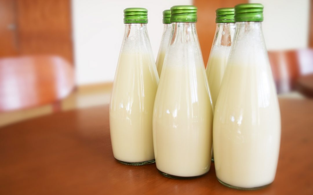 How to store your breastmilk